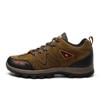 Male Comfortable Durable Suede Outdoor Hiking Shoes