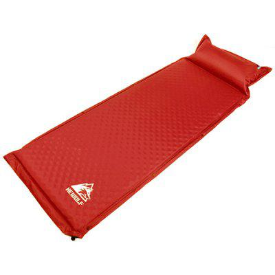 HEWOLF Outdoor 5cm Thickness Inflatable Sleeping Mat