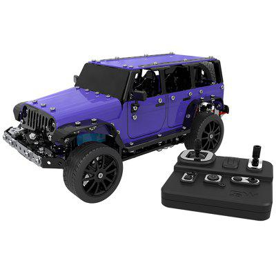 SW - ( RC ) - 004 2.4G 6 Channels RC Car for Fun