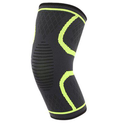 Elastic Nylon Knee Support Sleeve for Outdoor Sports