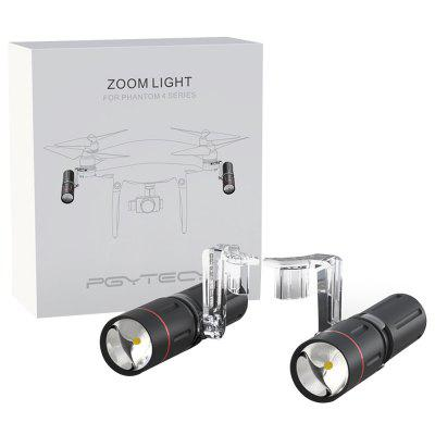 PGYTECH LED Zoom Headlamp 2pcs