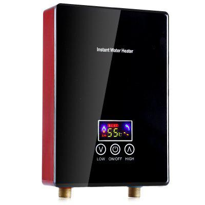 Household Intelligent Thermostat Instant Electric Water Heater