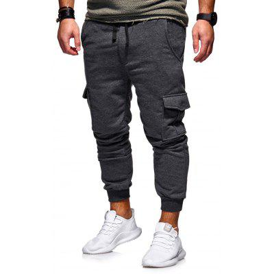 Männer stilvolle Outdoor Solid Color Casual Hosen