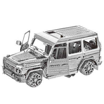 Creative Metal 3D Off-road Vehicle Jigsaw Puzzle