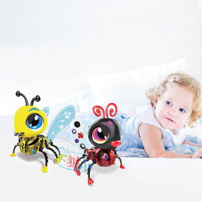 Kids Novelty Electric Ant DIY Assembled Insect Toy