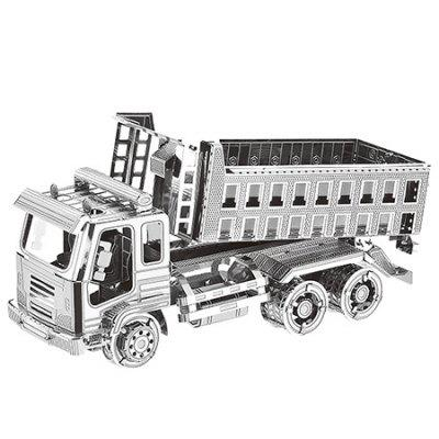 3D Metal Truck Model Fit for Children