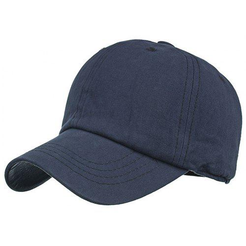 Stylish Sun Protection Adjustable Canvas Baseball Cap -  7.11 Free  Shipping b17a840eaf0