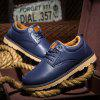 Fashion Qulited Outdoor Boots for Man - BLUE JAY