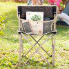 HEWOLF Outdoor Portable Camping Folding Table Chair Set 5pcs - GLACIAL BLUE ICE