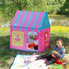 Toy Tent Dessert House for Kids Game Pretend Play - HOT PINK
