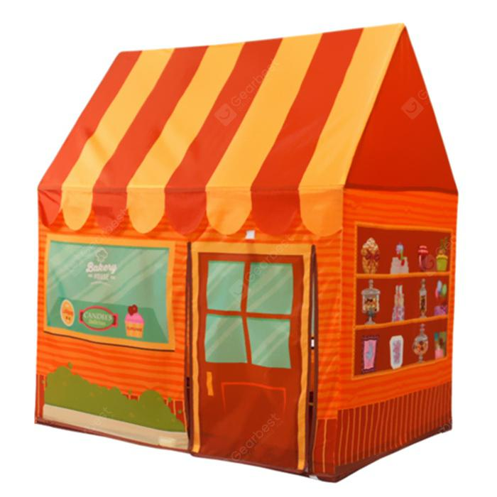 Toy Tent Dessert House for Kids Game Pretend Play