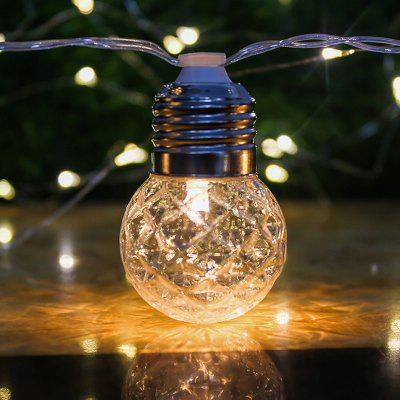 Mooi LED Solar Light String