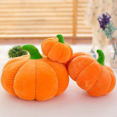 Pumpkin Shape Throw Pillow Cushion