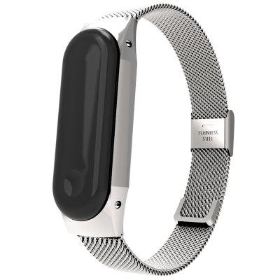 Smart Bracelet Mesh Watchband pentru Xiaomi Mi Band 3