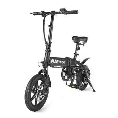 Alfawise YINYU14 Aluminum Alloy Folding Electric Bike