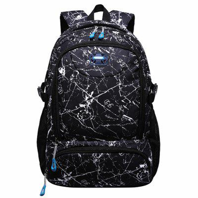 Durable Oxford Fabric Man Backpack