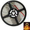 YWXLight 5m Waterproof LED Strip Light for Decoration - WARM WHITE