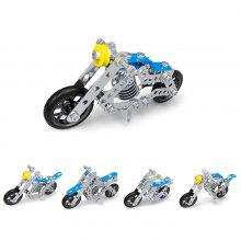 Motorcycle Series Puzzle Toy