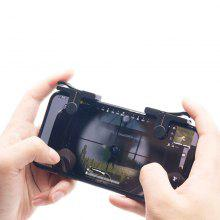 C9 Pair of Mobile Game Fire Button Aim Trigger Gaming Controller