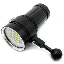 A15 Portable Waterproof Super Bright LED Flashlight