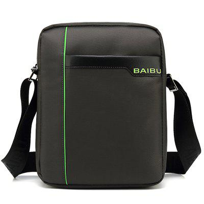 Baibu Casual Waterproof Man Crossbody Bag