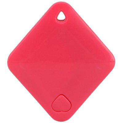 Mini Rhombus Smart Finder Tag Bluetooth Anti-lost Alarm