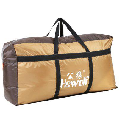 HEWOLF High-capacity Thickened Waterproof Luggage Bag for Travel Accessories