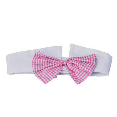 Bowknot Style Cotton Dog Cat Pet Muszka