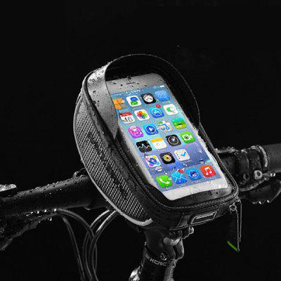 ROCKBROS Bicycle Waterproof  Touch Screen Mobile Phone Bag