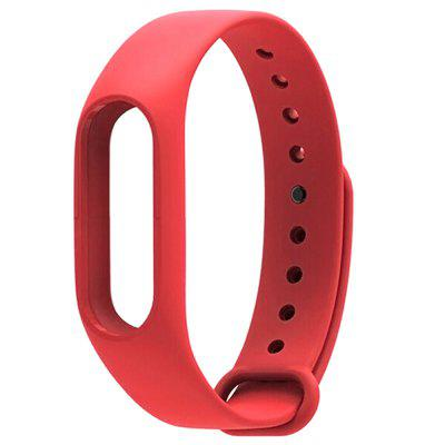 Silicone Replacement Wristband Strap for Xiaomi Mi Band 2