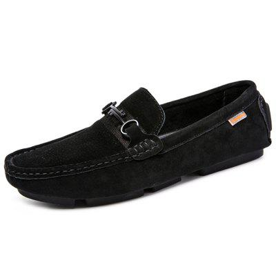 Leisure Design Flat Loafers for Men
