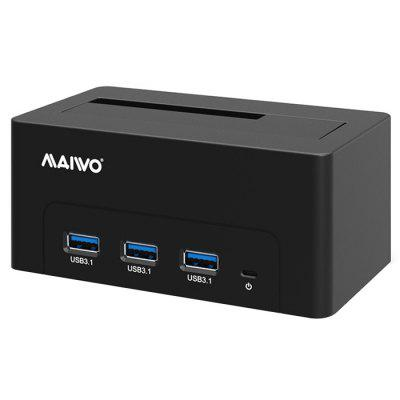 MAIWO K308H USB 3.1 HDD Docking Station Data HUB