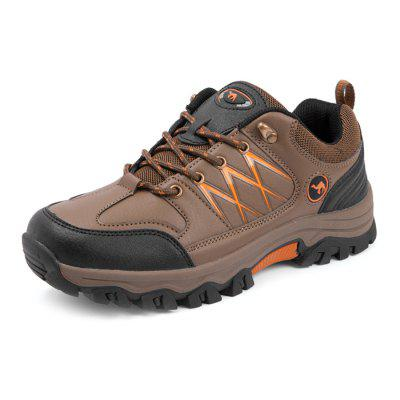 Male Fashion Outdoor Leisure Durable Walking Hiking Shoes