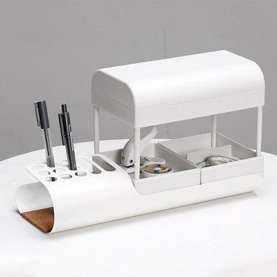 Multi-functional Desktop Storage Box Creative Collection