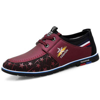 Fashion Low Top Casual Shoes for Men