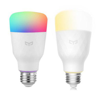 Yeelight YLDP06YL / YLDP05YL E27 Wireless WiFi Control Smart Light Bulb 2PCS ( Xiaomi Ecosystem Product )