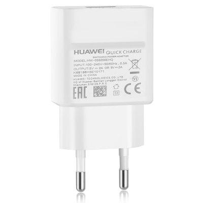 Original HUAWEI 2A Charger Power Adapter