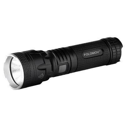 FOLOMOV B5M Micro USB Charging Flashlight