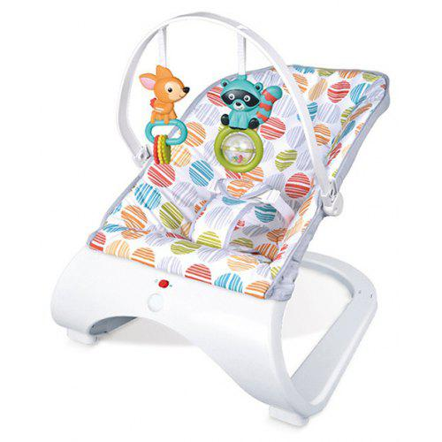 Baby Electric Swing Chair Massage Vibration Cradle Seat Sale
