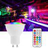 YWXLight 5W LED Bulb GU10 Color Changing Lighting - MULTI