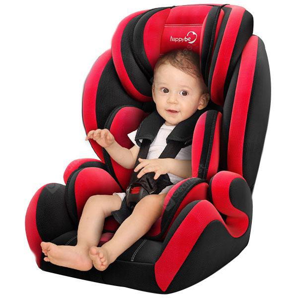 Happybe Adjustable Comfortable Baby Car Safety Seat
