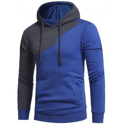 Fit Casual Hoodie Sweatshirt Coat for Men