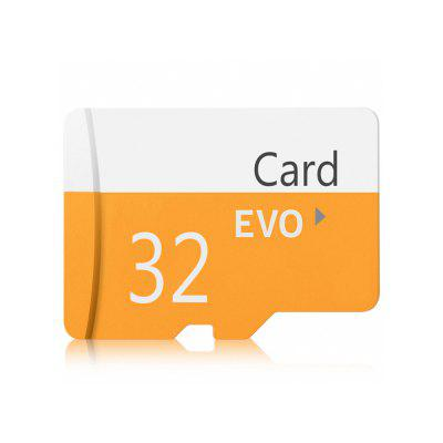 TF / Micro SD Card with Card Sleeve 32GB