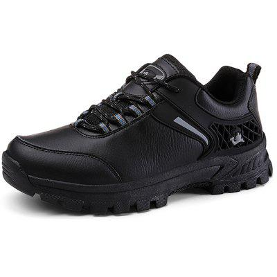 Stylish Outdoor Shoes Winter Warm Sneakers for Men