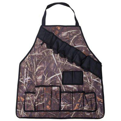 Apron for Outdoor Camping Grilling BBQ Accessory