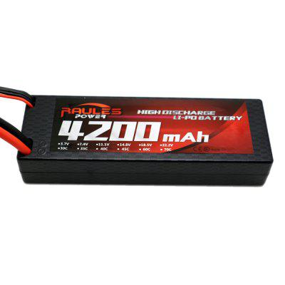 11.1V 4200mAh 3S 45C LiPo Battery Hard Shell do JLB Racing J3 RC Car