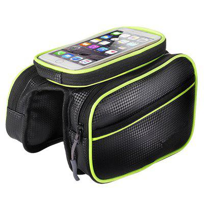 Mountain Bike Front Touch Screen Mobile Phone Bag