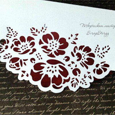 Flower Carbon Steel Cutting Dies for Card Decoration