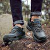 Stylish Outdoor Shoes Winter Warm Sneakers for Men - GRAY