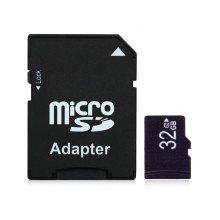 Micro SD / TF Card with Sleeve 15MB/s 5MB/s 32GB